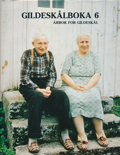 GILDESKÅLBOKA 6.  Årbok for Gildeskål.