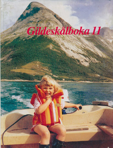 GILDESKÅLBOKA 11. Årbok for Gildeskål.