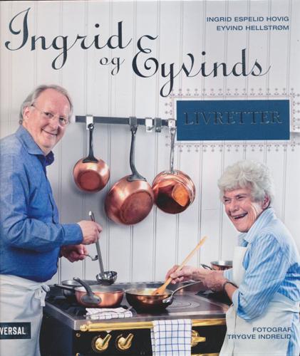 Ingrid og Eyvinds livretter. Fotograf Trygve Indrelid.