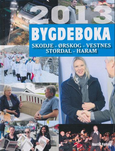 Bygdeboka. 2013. Skodje - Ørskog - Vestnes - Stordal - Haram.