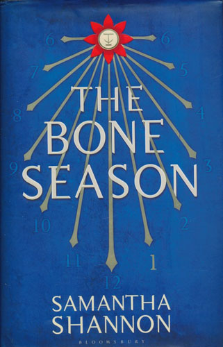 (FANTASY) The Bone Season.