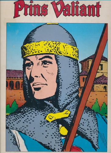 (PRINS VALIANT) Prins Valiant. 1973-1976.