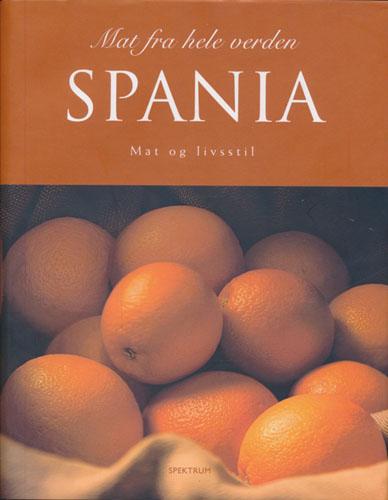 Mat fra hele verden. Spania.
