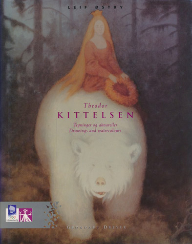 (KITTELSEN, THEODOR) Theodor Kittelsen. Tegninger og akvareller. Drawings and watercolours.
