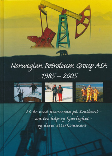 NORWEGIAN PETROLEUM GROUP ASA 20 ÅR.