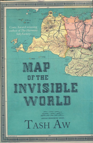 Map of the Invisible World.