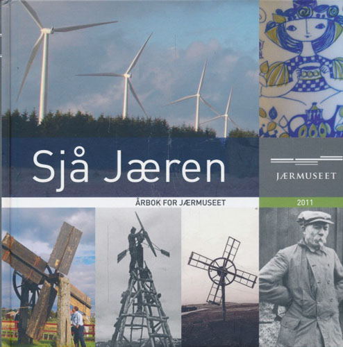 SJÅ JÆREN.  Årbok for Jærmuseet.