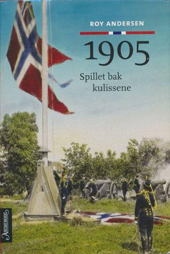 1905. Spillet bak kulissene.