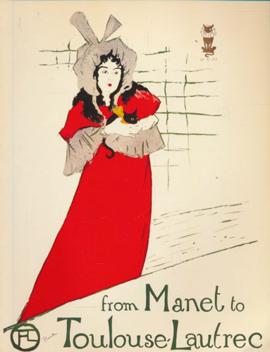 From Manet to Toulouse-Lautrec. French lithographs 1860-1900. Catalogue of an exhibition at the Department of Prints and Drawings in the British Museum.