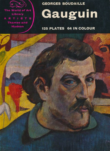 (GAUGUIN, PAUL) Gauguin.