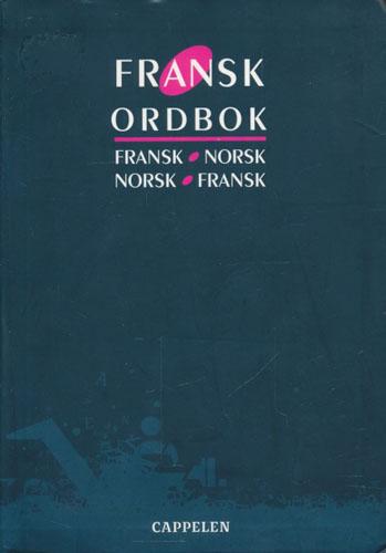 Fransk ordbok. Fransk-Norsk / Norsk-Fransk.