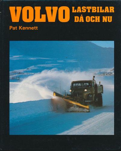 Volvo lastbilar då och nu.