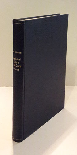Report of the fifth Thule Expedition 1921-24. The Danish Expedition to Arctic North America. Vol.IX. Intellectual Culture of the Copper Eskimos.