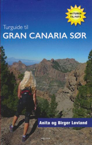 (KANARIØYENE) Turguide til Gran Canaria sør.