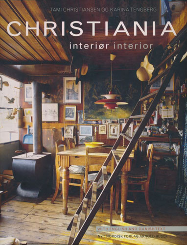 (CHRISTIANIA) Christiania. Interiør-interior.