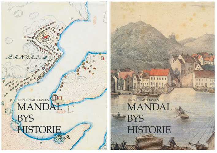 Mandal bys historie. Den førindustrielle byen ca. 1500-1850.