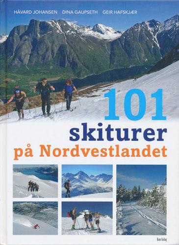 101 skiturer på Nordvestlandet.