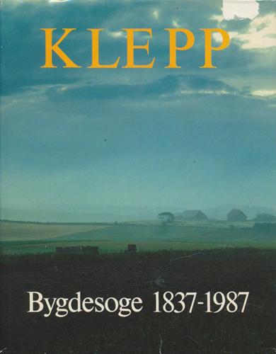 Klepp bygdesoge 1837-1987.