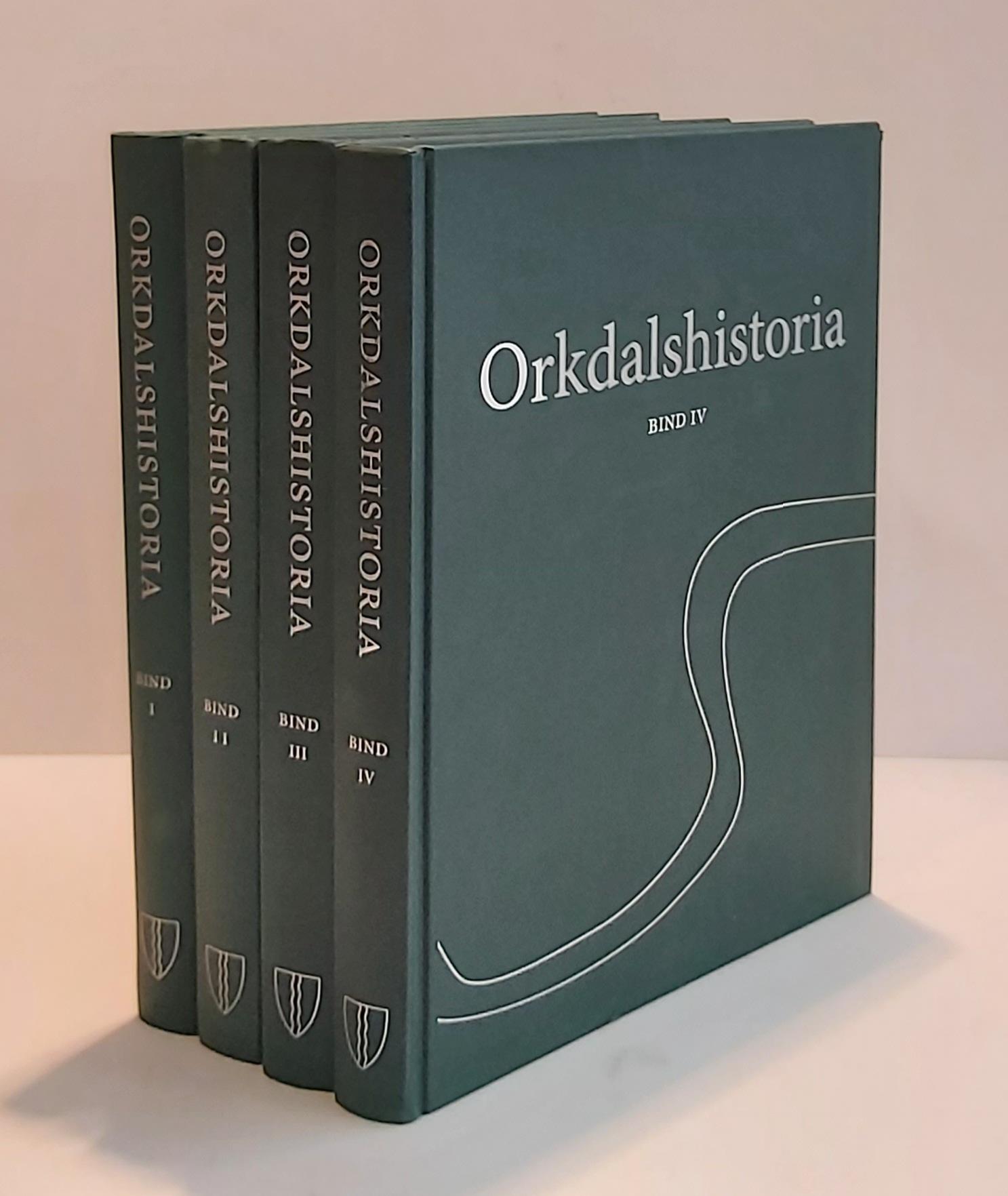 Orkdalshistoria. Fra istid til 1600. / Fra 1600 til 1837. / Fra 1838 til 1920. / Fra 1920 til 2013.