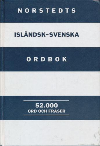 Norstedts isländsk-svensk ordbok.