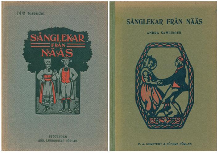 Sånglekar från Nääs.