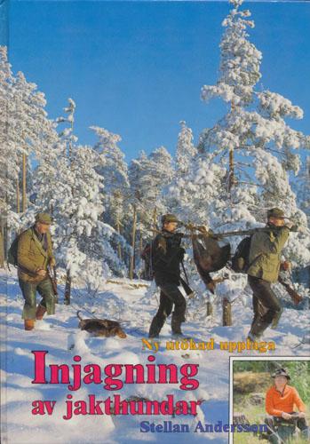 Injagning av jakthundar.