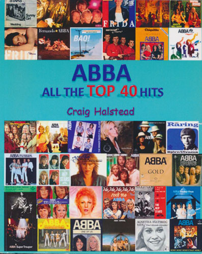(ABBA) ABBA - All the Top 40 Hits.