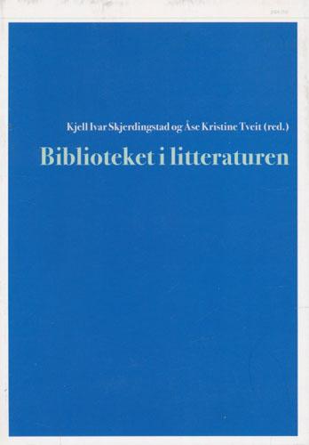 Biblioteket i litteraturen.