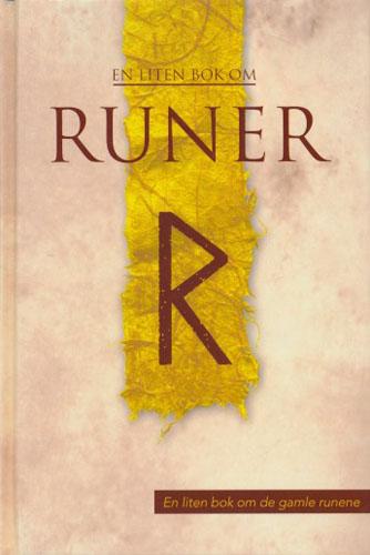 En liten bok om runer.