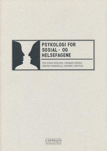 Psykologi for sosial- og helsefag.