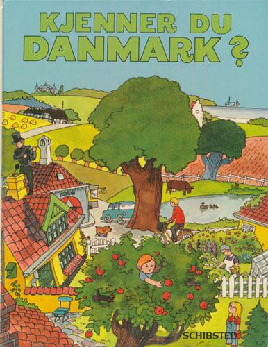 Kjenner du Danmark?