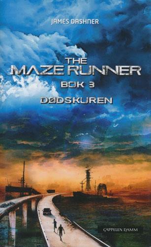 The Maze Runner. Bok 3. Dødskuren.