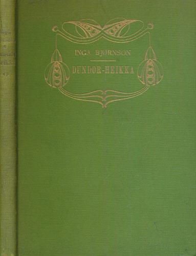 Dundor-Heikka, og flere lappers historier fortalt av dem selv. Optegnelser fra Ofoten av-. Med tegninger av Elise Danielson.