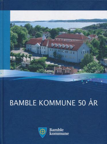 BAMBLE KOMMUNE 50 ÅR.