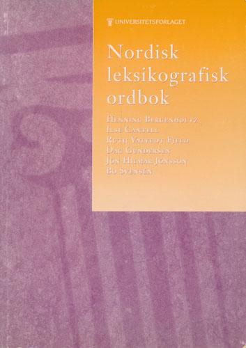 Nordisk leksikografisk ordbok.