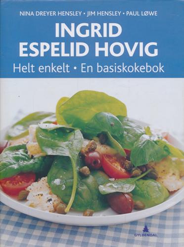 Helt enkelt en basis kokebok med fantastiske oppskrifter.