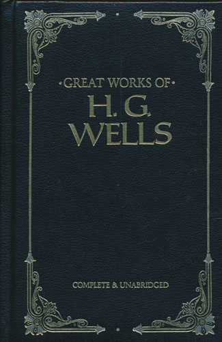 Great works of H.G. Wells.
