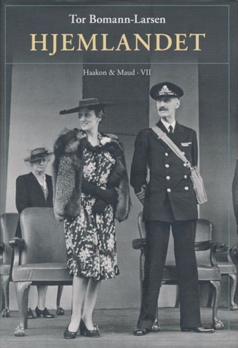 (HAAKON VII) Hjemlandet. Haakon & Maud VII.