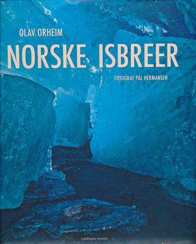 Norske isbreer. Fotograf Pål Hermansen.