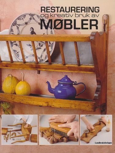 Restaurering og kreativ bruk av møbler.