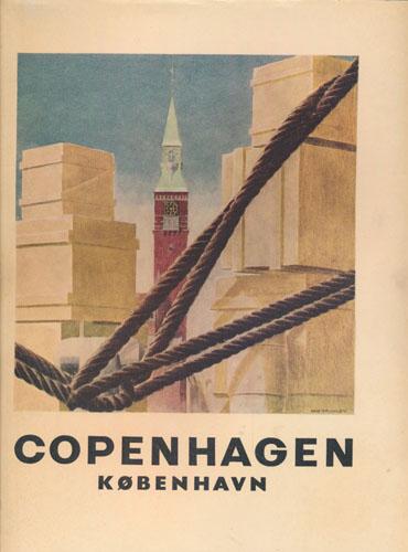 COPENHAGEN -  Denmark's gate to the world. København - Porten ud mod verden.
