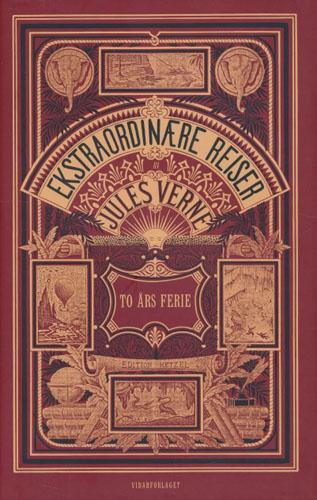 To års ferie. Oversatt fra fransk av Tom Lotherington. Etterord ved Per Johan Moe.