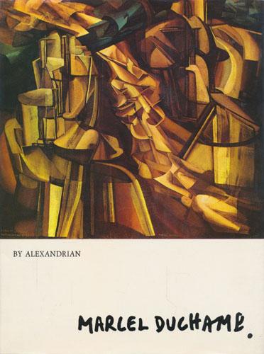 (DUCHAMP, MARCEL) Marcel Duchamp.
