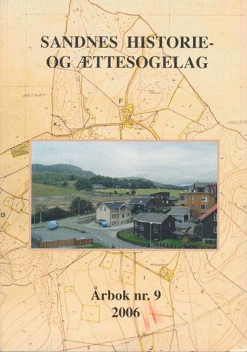 SANDNES HISTORIE- OG ÆTTESOGELAG.
