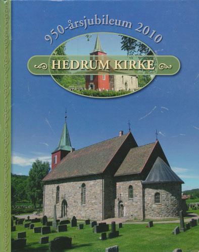 Hedrum kirke. 950-årsjubileum 2010.