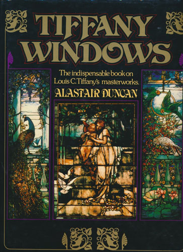 Tiffany Windows. With 230 illustrations, 114 in color.