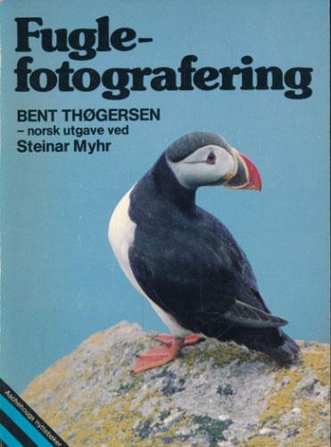 Fuglefotografering.