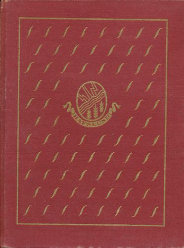 (HAFSLUND) Aktieselskabet Hafslund 1898-1948.