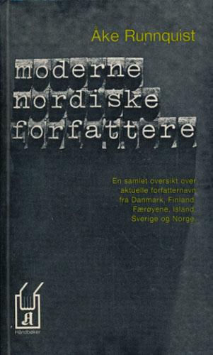 Moderne nordiske forfattere.