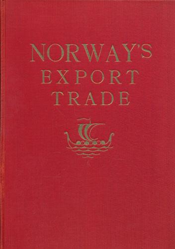 NORWAY'S EXPORT TRADE.